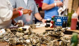 You Haven't Experienced the Lowcountry Until You've Been to a Charleston Oyster Roast
