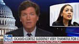 Tucker Carlson mocks Alexandria Ocasio-Cortez for thinking she might die during the Capitol riot in which 5 people died
