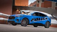 Ford's all-electric Mustang Mach-E passes Michigan State Police testing