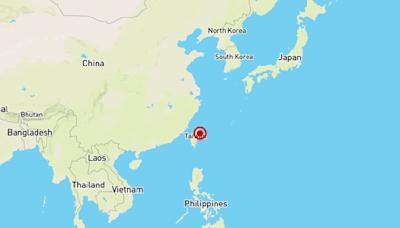 Magnitude 6.2 quake hits Taiwan