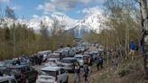 Teton Park studies its multiplying tourists