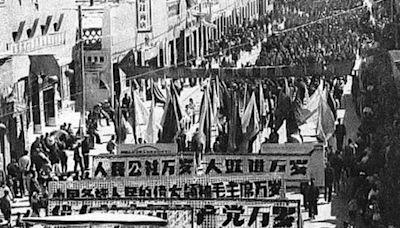 中共建政60年 中國經濟體制回到1949年(圖) - - 談古論今
