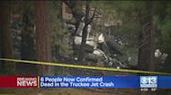 Death Toll In Truckee Jet Crash Climbs To 6