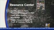 Disaster Relief Agencies Offering Help In Woodridge Sunday After Tornados