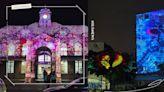 「新竹光臨藝術節」打造十年來最大光雕展演!9件作品述說城市故事,壯觀畫面必拍不可   愛玩妞   妞新聞 niusnews