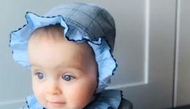 Gemma Atkinson dresses baby Mia up as Spanish doll in heart-melting new photo
