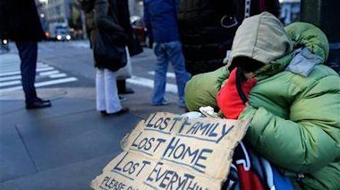 紐約市擬將8,000名露宿者遷出酒店 但部份人明言寧願瞓街 | 蘋果日報