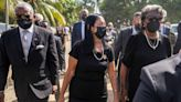 U.S. delegation sent to Haiti departs shortly after arrival