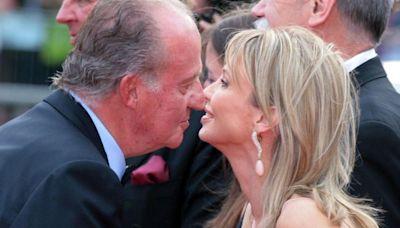 Corinna Larsen denuncia por acoso a Juan Carlos I y pide una orden de alejamiento contra el emérito y el CNI