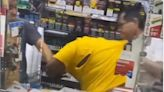 VIDEO: Armed Store Employees in Dallas Fight Back Against Attacker   WLAC   Michael Berry