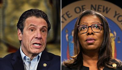 Details revealed about Attorney General probe of Cuomo sex harass claims