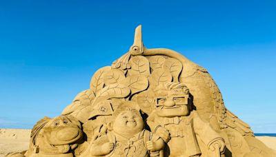 福隆沙雕季展到10月31日 東北角風管處推薦餐旅新選擇