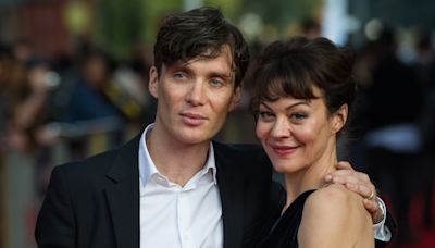 Cillian Murphy says it was 'desperately sad' working on 'Peaky Blinders' without Helen McCrory