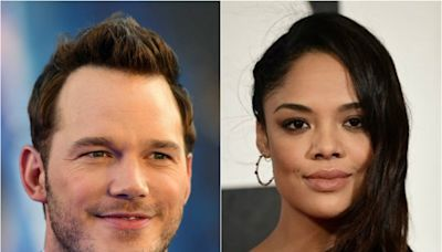 Chris Pratt: Fans call out Marvel stars' support for their co-star as 'white dude solidarity'