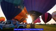 New Jersey Lottery Festival of Ballooning takes to the skies