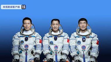 神舟十二號3名航天員官宣!將在軌工作生活3個月完成四項任務→-國際在線