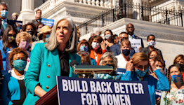 Democrats position themselves as last line of defense for abortion rights