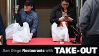 San Diego Restaurants Offering Take-Out During Coronavirus Restrictions | Newsradio 600 KOGO | iHelp San Diego