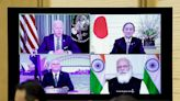 Joe Biden brings China's adversaries to White House in major Asia alliance
