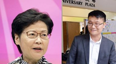 林鄭月娥拒落區諮詢公眾 馮煒光質疑怕恐怖主義