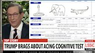 Everyone Is Super Impressed That Trump Passed His Cognitive Test