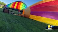 Take to the sky at Carroll County Hot Air Balloon Festival