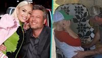 Gwen Stefani Shares New Photos From Blake Shelton's Proposal For Engagement Anniversary