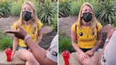 Tik Tok user shares video of police threatening her for wearing 'shorts that are too short'