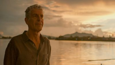 'Roadrunner' Director Shares a Massive Playlist With Anthony Bourdain's Favorite Songs