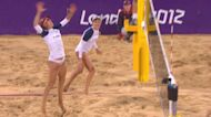 The hard numbers of Olympic Beach Volleyball