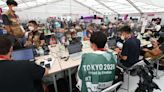 What is it like being a reporter at the Tokyo Olympic Games?