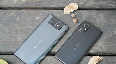 輕巧外型兼具高性能 IP68防水 單手就能操控的 Zenfone 8