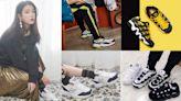 短腿救星、美腿神器,超火老爹鞋秋冬新色齊發!韓女神IU最愛這款,顯瘦又增高