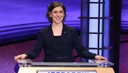 Mayim Bialik wants to host 'Jeopardy!' full-time: 'There's no other job I would rather have'