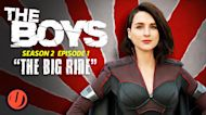 "THE BOYS S2 Episode 1 Explained! Fresca Theory and Easter Eggs From ""The Big Ride"""