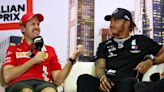 Vettel has mixed emotions about Hamilton's records
