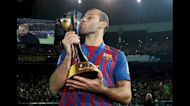 Former Barcelona star Mascherano announces retirement from all football