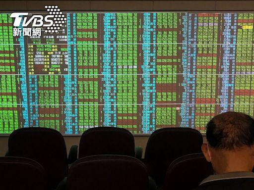 電子、傳產開高走低 台股盤中翻黑跌逾200點│TVBS新聞網