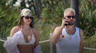 Amelia Hamlin dumps Scott Disick after Kourtney Kardashian drama