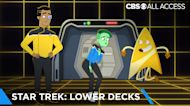 "Star Trek: Lower Decks - Introducing Badgey (Ep. 6, ""Terminal Provocations"")"