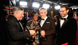 Alfonso Cuaron Photos Photos: 91st Annual Academy Awards - Governors Ball