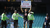 Australia vs India: Stop Adani protestors disrupt first ODI at the SCG as fans hammer security for slow response