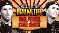 Tonight Show Drum-Off: Will Ferrell vs. Chad Smith