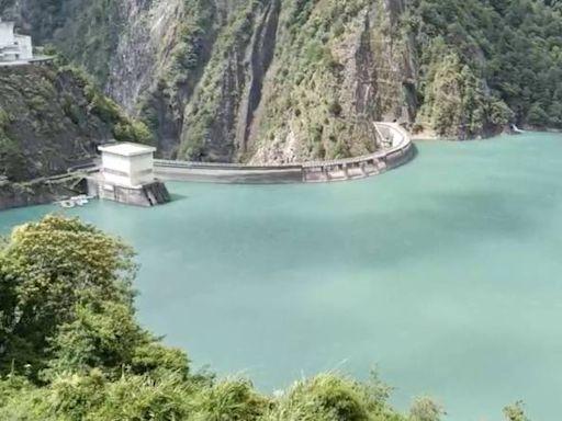 中秋連假》工廠休假用電需求降 德基水庫水量再上升