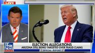 Bret Baier says he will 'continue to present the facts' after fact-checking Trump's voter fraud claims