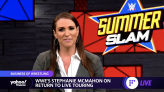 WWE sees strong ticket sales as it gets back to live touring: Stephanie McMahon