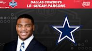 Dallas Cowboys pick Micah Parsons at No. 12. Here is what they're getting.