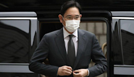 Samsung heir Lee Jae-yong convicted and fined on drug charges