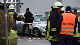 A Man Plowed His Mercedes Into a Parade Crowd in a Small German Town, Injuring Dozens