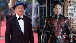Bill Murray Says He'll Be in Ant-Man and the Wasp: Quantumania : 'Some People Were Quite Surprised'